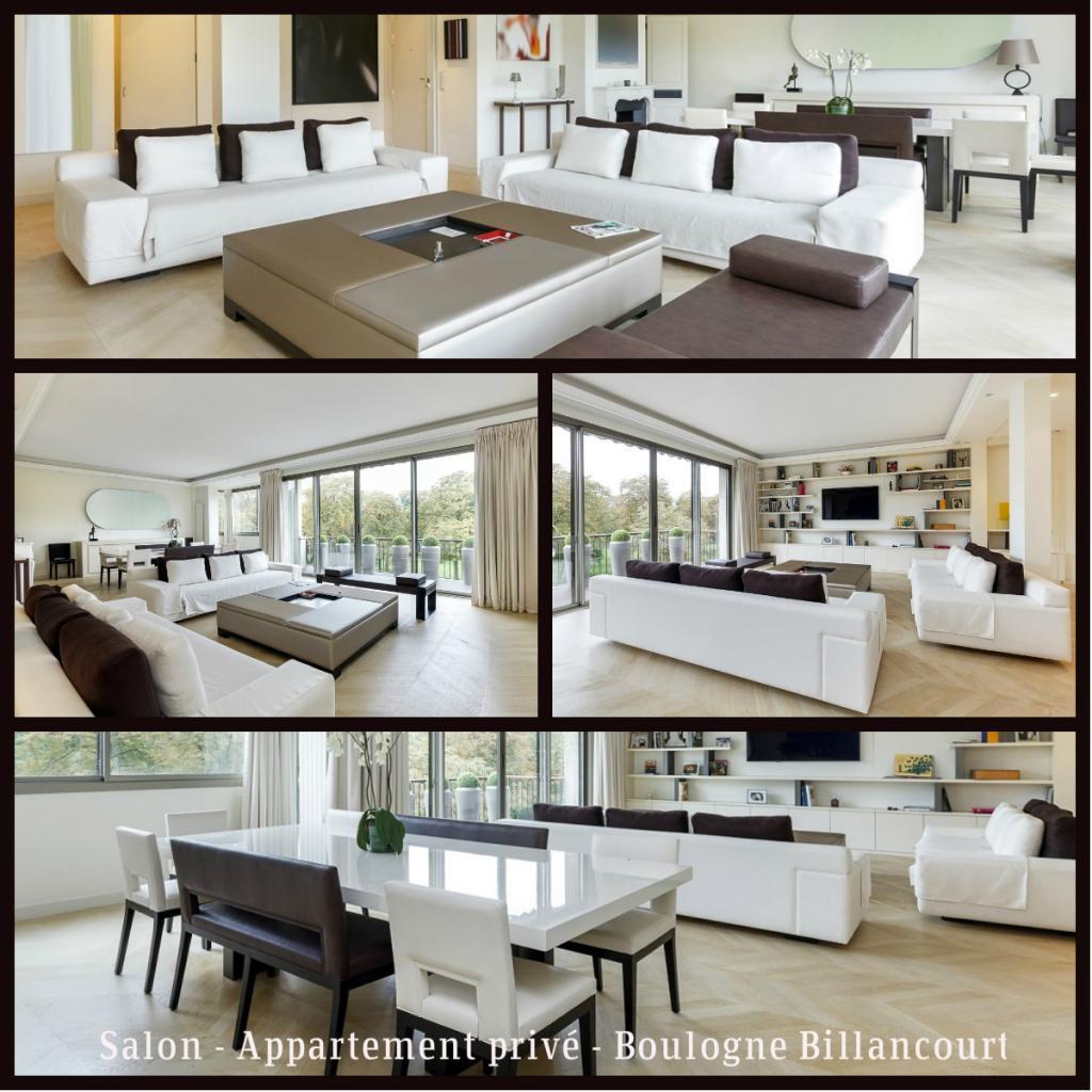 Appartement privé Boulogne Billancourt