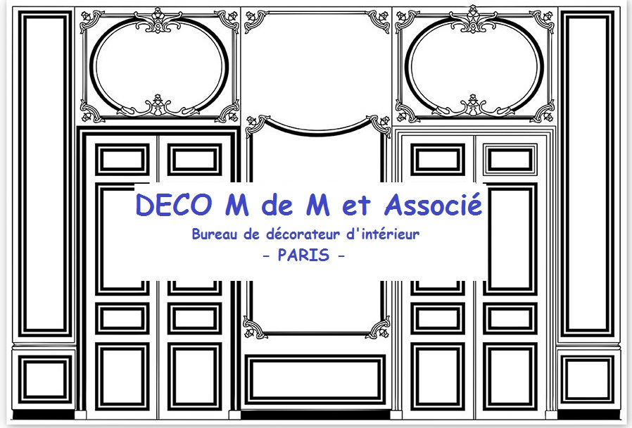 deco m de m et associ bureau de d corateur d 39 int rieur. Black Bedroom Furniture Sets. Home Design Ideas