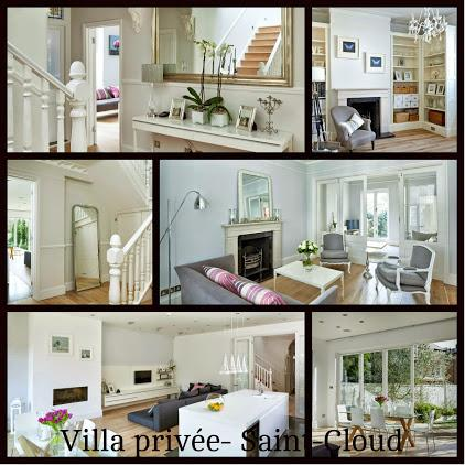 Villa priva e saint cloud